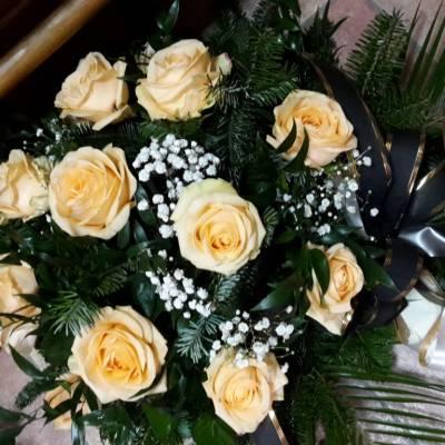 róże z dedykacją
